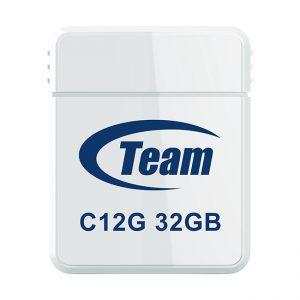 فلش مموری تیم گروپ مدل C12G ظرفیت ۳۲ گیگابایت